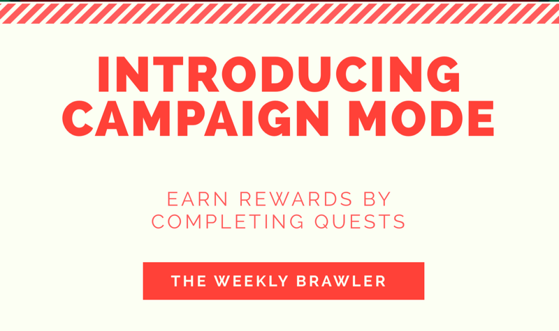 La Campaña: Nuevo concepto de modo de juego
