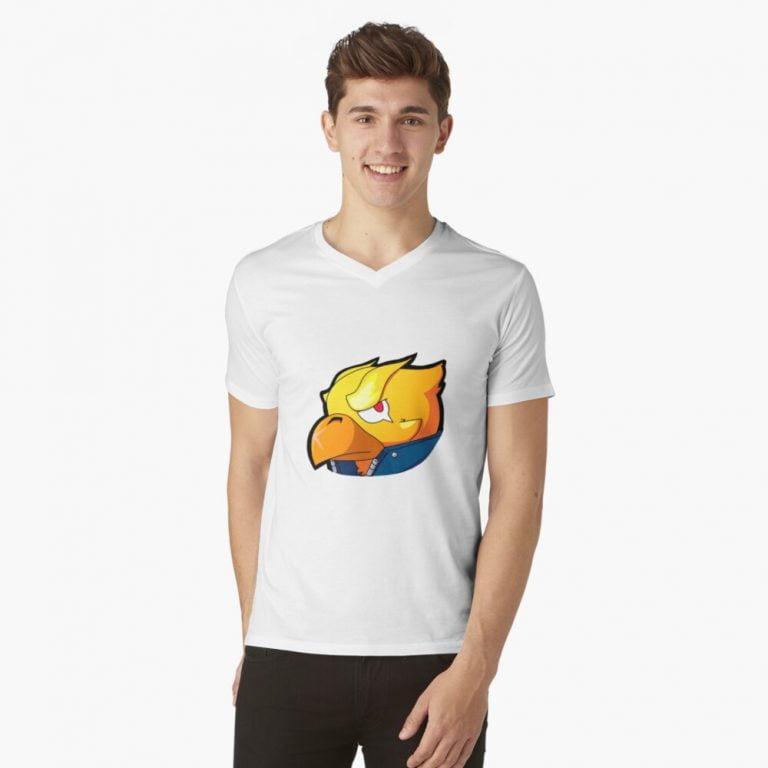 Camiseta Brawl Stars Leon